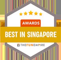 The Fun Empire Best in Singapore Award